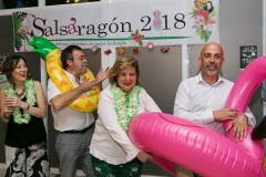 SALSARAGON FIESTA FIN DE CURSO 2017-2018