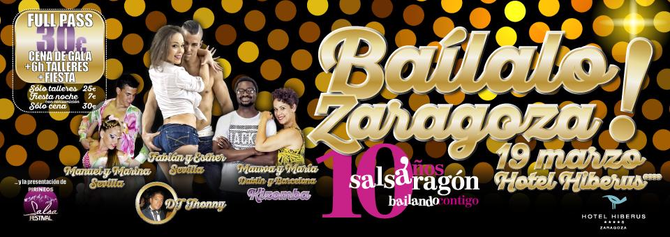Baílalo Zaragoza!